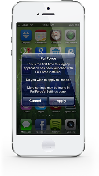 fullforceforiphonemessage