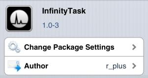 infinitytask