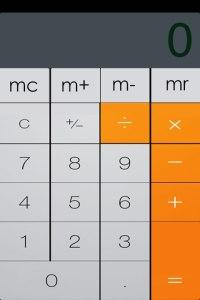 IOS-7-Calculator-Theme