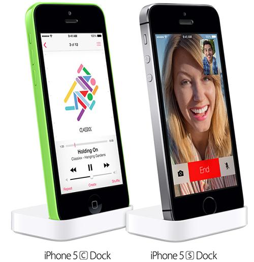 iphone5ciphone5sdocks
