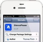 silenceplease-cydia-tweak