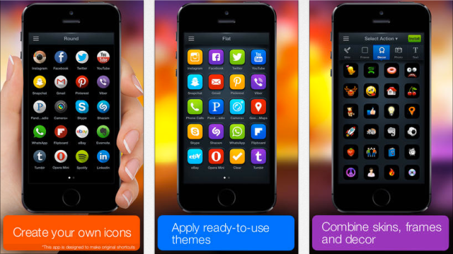 App Icons Free - Change Home Screen Icons and Create Shortcuts