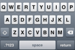 Color Keyboard for ios 7