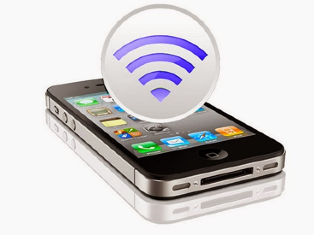Wi-Fi iPhone