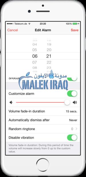 (+Arise 2 (iOS 8