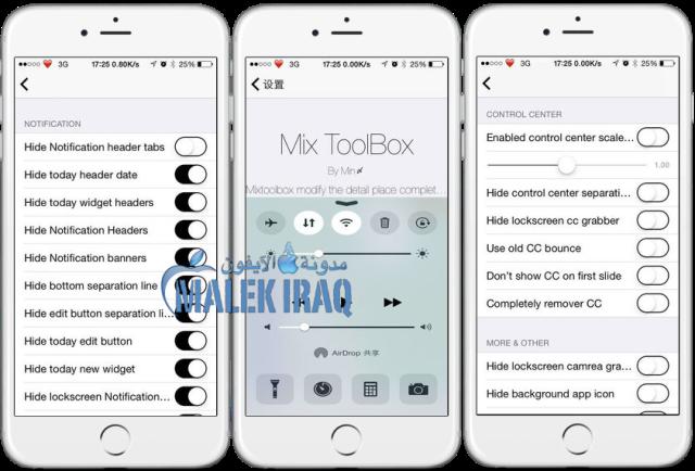 Mix Toolbox