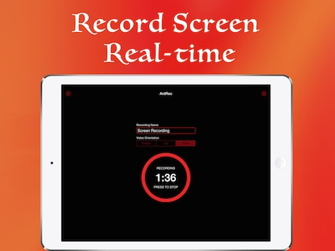 AntRec - HD screen recorder