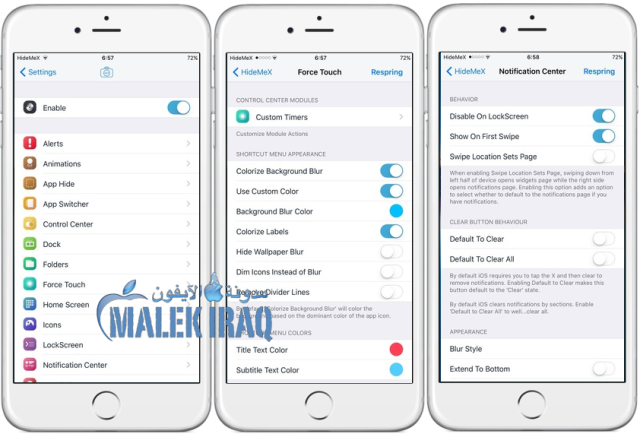 (HideMeX (iOS 10
