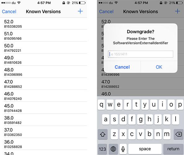 AppStore اداة لتثبيت نسخ أقدم من تطبيقات الـ Appstore